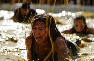 Are you beast enough for the Tough Mudder? Find out this weekend in San Bernardino. (Weston Walker)
