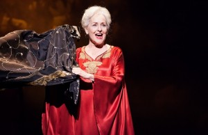 "Frederica von Stade in ""A Coffin in Egypt"" at The Wallis Annenberg Center for the Performing Arts in Beverly Hills. (Lynn Lane)"