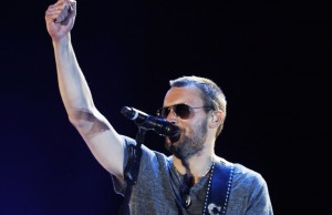 Eric Church performing at Stagecoach 2014. (Krystyn Bristol/Living Out Loud LA)