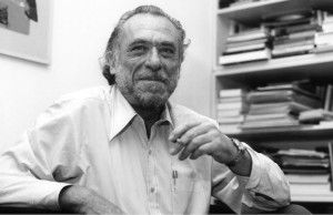 Charles Bukowski is a poet and writer. (Anthony Venutolo)