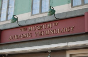 The Museum of Jurassic Technology is in Culver City. (Yelp)