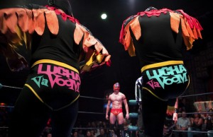 Lucha VaVoom has two shows (May 1-2) in Los Angeles. (Bruno O'Hara)