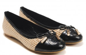 A look at some ballerina flats.