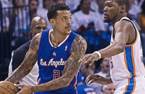Matt Barnes had 16 points, 10 rebounds, and two blocks. (Facebook/Los Angeles Clippers)