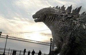 A scene from Warner Bros. Pictures' and Legendary Pictures' Godzilla. (Warner Bros. Pictures)
