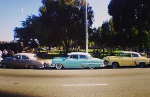 Find photos of low riders, buildings and portraits on L.A. photographer Estevan Oriol's feed. (Instagram @estevanoriol)