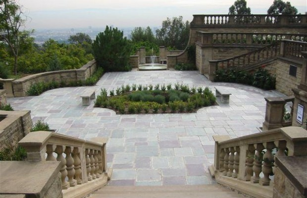 One of the most beautiful and accessible parts of this park is its hillside Mediterranean garden. (beverlyhills.org)