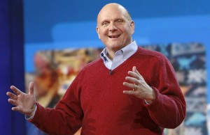 It looks like Steve Ballmer is going to be the new owner of the L.A. Clippers. (Microsoft Sweden)
