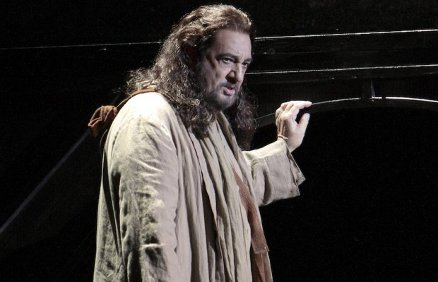 "Placido Domingo as Athanael in ""Thaïs."" (Robert Millard/LA Opera))"