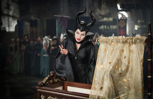 Costume designer Manuel Albarran worked closely with Angelina Jolie, pictured here, to deliver the best in costume design for the upcoming Disney film Maleficent. (Disney)