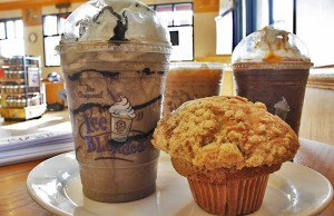 Cool off with new Ice Blended and Iced Coffee drinks at the Coffee Bean & Tea Leaf this summer. (Krystyn Bristol)