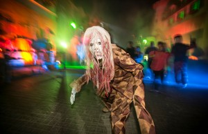 Fans have the power to choose the theme of a new Scare Zone for this fall's Halloween Horror Nights.