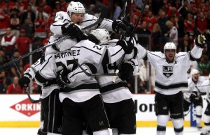 The Los Angeles Kings advance to the Stanley Cup Finals against the New York Rangers. (LA Kings Facebook)