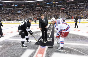 The Stanley Cup Finals began tonight with the L.A. Kings taking Game 1 in overtime. (LA Kings Facebook)