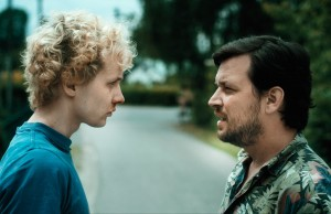 Tore (Julius Feldmeier) and Benno (Sascha Alexander Gersak) in Nothing Bad Can Happen  (Drafthouse Films)