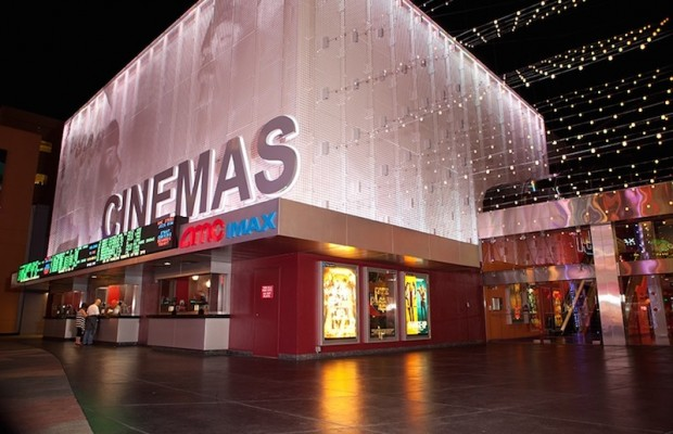 Universal citywalk movie theatre