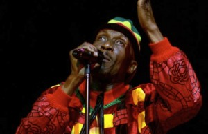 You don't want to miss one of Jimmy Cliff's energetic live shows.