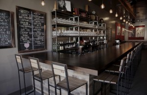 Taste and learn about new wines at Luna Vine Wine Bar. (Jessie Caballero, jessieshungry.com)