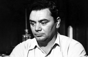 The legendary Ernest Borgnine as Marty Piletti in the 1955 classic, Marty. (doctormacro.com)