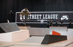 SLS Nike SB World Tour brings the competition to Los Angeles.