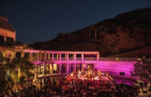 Skirball Cultural Center provides a breathtaking setting for free summer shows. (Timothy Norris)