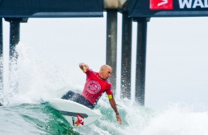 Surf legend Kelly Slater is just one of the athletes in this year's lineup. (Michael Lallande Photography)