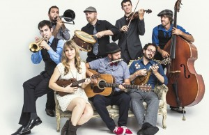 The Dustbowl Revival offer some all-American ragtime fun at the Ford Amphitheatre this holiday weekend.