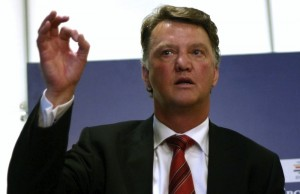 The current manager of Manchester United, Louis van Gaal (Paul Blank)