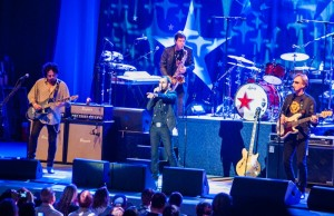 Ringo Starr & His All-Starr Band lit up the Greek on Saturday night. (Taylor Wong/Living Out Loud LA)