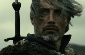 Mads Mikkelsen as Michael Kohlhaas in Age of Uprising: The Legend of Michael Kohlhaas (Music Box Films)