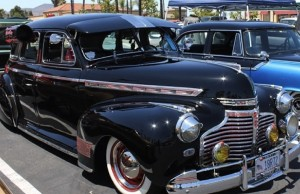 Gaze at sweet rides all day on the Instagram feeds of SoCal Car Clubs like the Cadillac Kings. (Instagram)