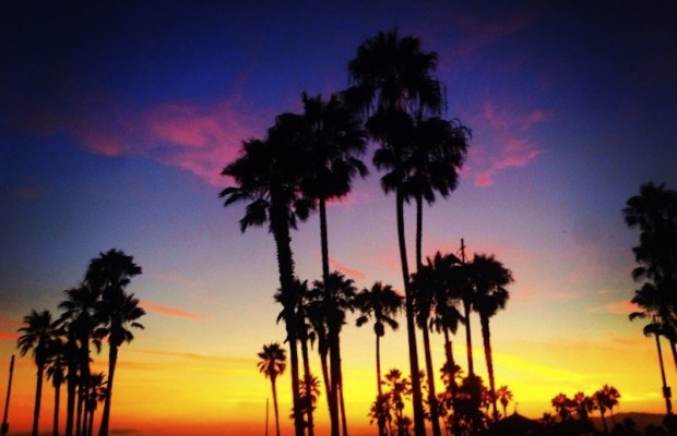 Bask in the gorgeous sites of the city through Instagram feeds like that of Venice Beach Sunsets. (Instagram)