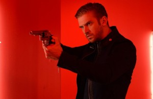 Dan Stevens delivers a chillingly sinister turn as David in The Guest. (Picturehouse)
