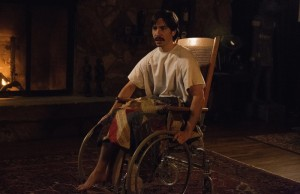 Justin Long stars as Wallace Bryton in Kevin Smith's Tusk. (A24 Films)