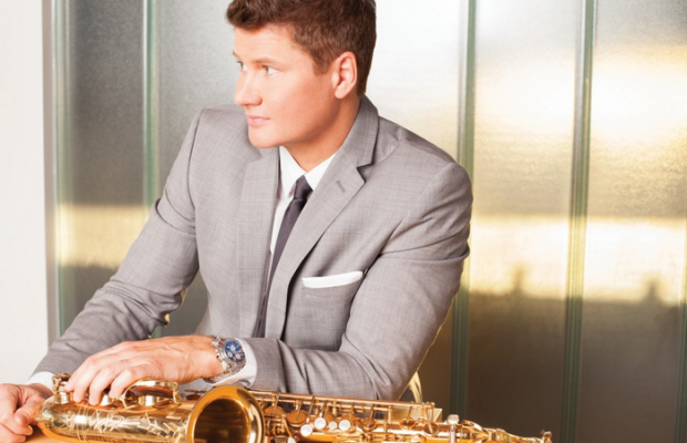 Danish-American contemporary saxophonist Michael Lington