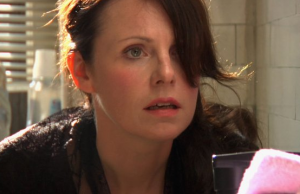 Angelica Page as Virginia in the 2008 film, Lucky Days. (Torn Page Productions)
