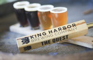 King Harbor Brewing Co. beer (Photo Courtesy of King Harbor Brewing Co.)