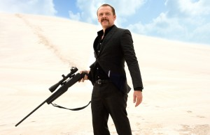 Simon Pegg in Kill Me Three Times. (Magnet Releasing)