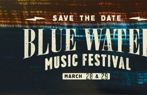 The Blue Water Music Festival takes place this March 28-29, 2015 in Laguna Beach, Calif. (Blue Water Music Festival)