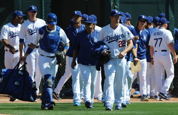 Dodgers 2015 Players