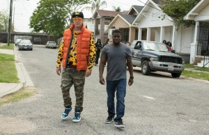 Will Ferrell and Kevin Hart in Get Hard. (Warner Bros. Pictures)