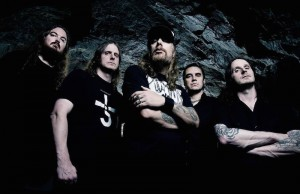 At The Gates is a Swedish metal band from Gothenburg. (Ester Segarra)