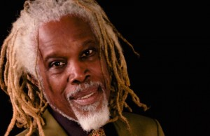 R&B singer Billy Ocean