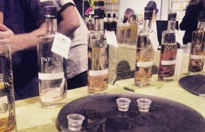 Infused Vodka at PPLA Food Fare 2015 (Humberto Capiro/Living Out Loud LA)