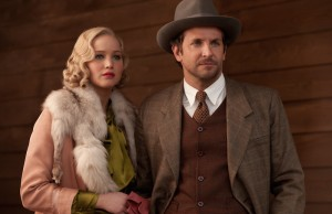 Jennifer Lawrence and Bradley Cooper in Serena. (Larry D. Horricks/Magnolia Pictures)