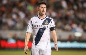 Robbie Keane and the Los Angeles Galaxy will face FC Barcelona in July. (Rafael Orellana/Living Out Loud LA)
