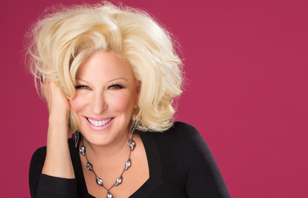 Bette Midler (Courtesy Photo)