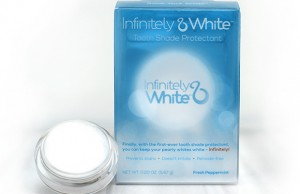 Infinitely White protects your teeth from staining at an affordable price.