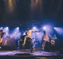 Jurassic 5 brings reunion tour to SoCal next week.