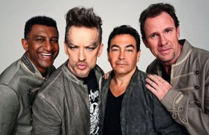 Culture Club's Mikey Craig, Boy George, Jon Moss and Roy Hay have aged like a fine wine.